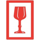 Etiket Glas