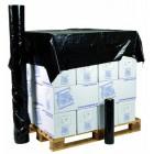 PE topvel zwart150x180cm, 30my